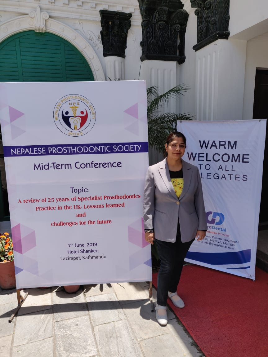 Nepalese Prosthodontic Society – Mid-Term Conference