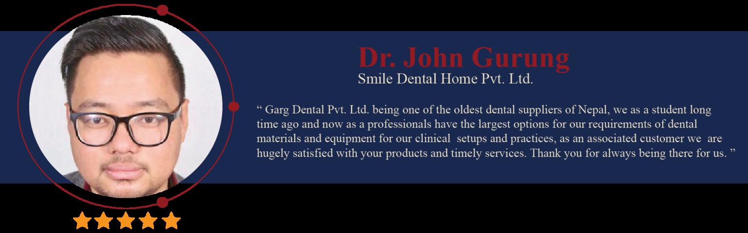 Dr. john gurung testimonial-01